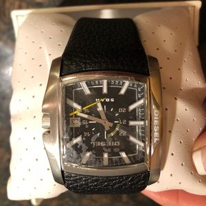 Men's diesel watch . New